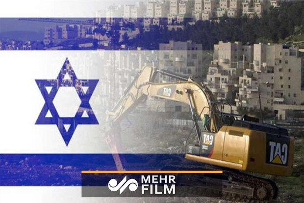 یہودی آباد کاروں کا مغربی پٹی کو غصب کرنے کا مطالبہ