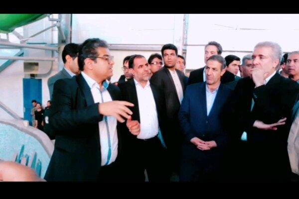 اعطای تسهیلات برای تکمیل پروژه پارک آبی یاسوج