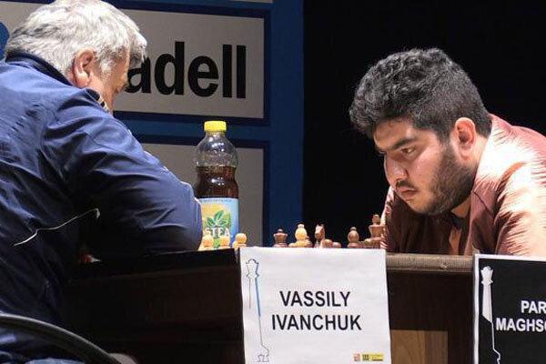 پرهام مقصودلو سوپراستاد بزرگ شطرنج جهان شد