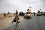 از کار انداختن ۳ موشک کاتیوشا در شمال بغداد