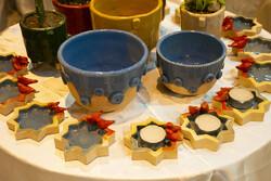 نمایشگاه صنایع دستی غرب کشور در مریوان افتتاح شد