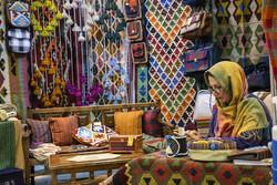 حضور روستائیان شهرستان سیریک در نمایشگاه توانمندیهای روستائیان