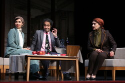 Florian Zeller's 'The Lie' goes on stage in Tehran