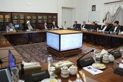 جلسه هماهنگی سفر هیئت دولت به استان خراسان شمالی برگزار شد