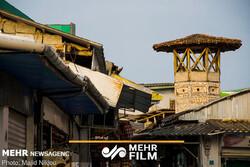 خرابههای بازمانده از معماری مازندران