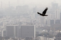 Summer heats foster air pollution spikes in Tehran
