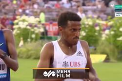 اشتباه خندهدار یک دونده اتیوپیایی موجب باخت او شد