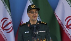 Major General Mohammad Baqeri, Iran's armed forces chief of staff