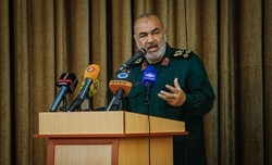 Iran not seeking war, but not afraid of one: General Salami