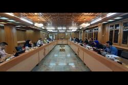 برپایی نشست هیات مدیره انجمن عکاسان با کمیسیون فرهنگی شورای شهر