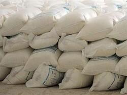 محموله ۲.۵ تنی آرد قاچاق در محلات شناسایی و توقیف شد