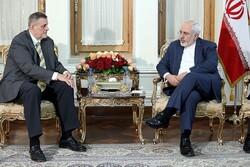 Iran FM, UN special coordinator for Lebanon meet in Tehran