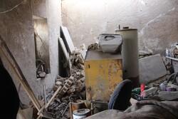 مسجد سلیمان کے گاؤں گلگیر میں زلزلے کے نقصانات