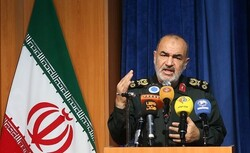 IRGC chief: We will not be overcome in any war