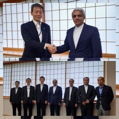 Iran, Japan discuss legal co-op in Tokyo