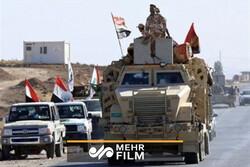 Irak'ta terör örgütü DEAŞ'a karşı operasyon