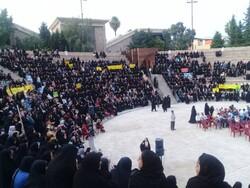 گردهمایی بزرگ حجاب و عفاف در ساری برگزار شد
