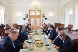 Iran, Russia discuss Syria's constitutional committee