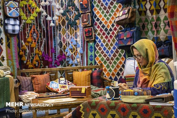 چهاردهمین نمایشگاه صنایع دستی کشور در اراک