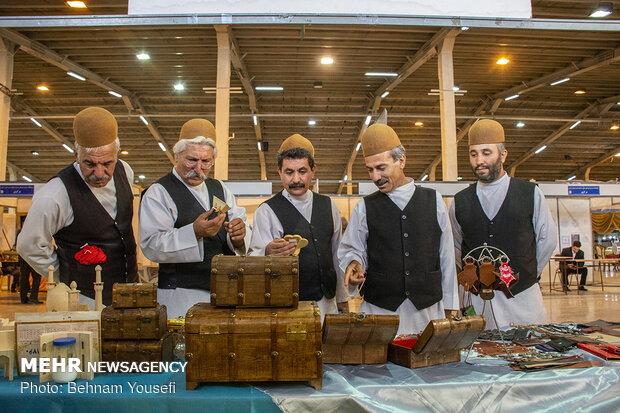 14th Handicrafts Exhibition in Arak