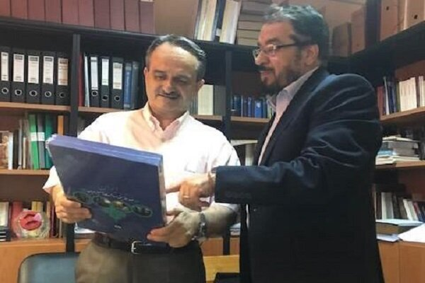 Greek university calls for boosting academic coop. with Iran