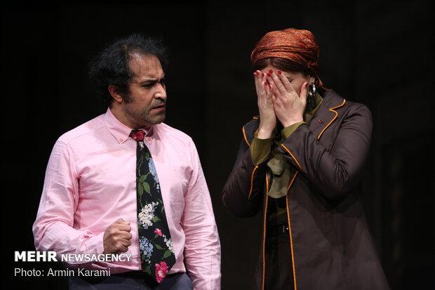 Florian Zeller's 'Lie' goes on stage in Tehran
