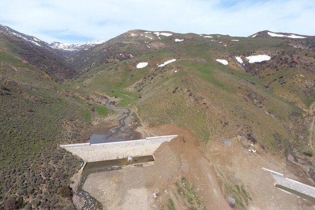 پروژههای آبخیزداری شاهرود با حجم ۲۰۰ هزار مترمکعب انجام شد