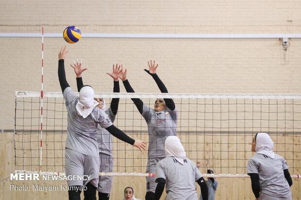 İran Milli Kadın Voleybol Takımı