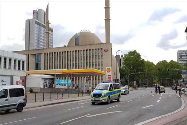 تخلیه یک مرکز فرهنگی شامل مسجد جامع کُلن در آلمان