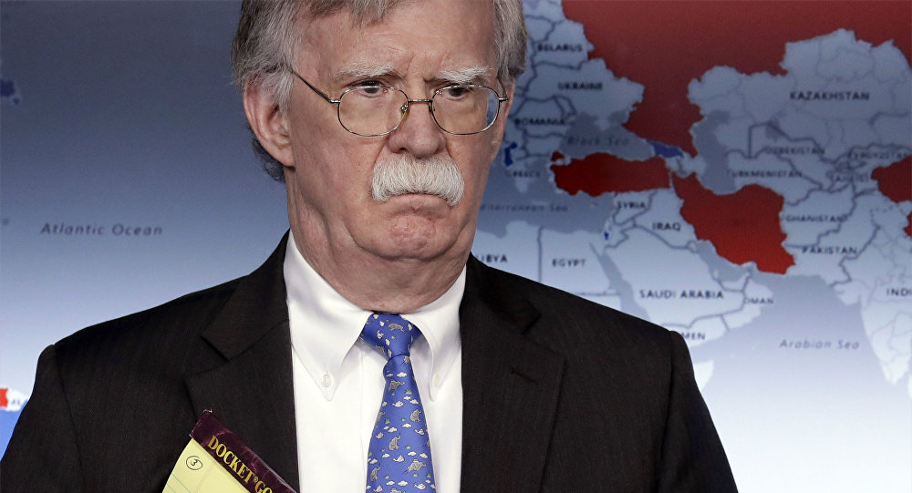 Bolton was a wrong choice by the impulsive president