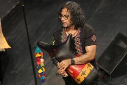 """""""Lian"""" müzük grubundan Tahran'da mühteşem konser"""