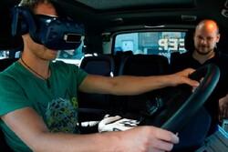 فناوری واقعیت مجازی رانندگی کامیون را متحول می کند