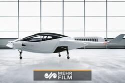 فیلمی از راهاندازی اولین تاکسی هوایی در نیویورک