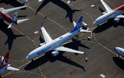 زمین گیر شدن ۵۰ هواپیمای بوئینگ بهدلیل وجود تَرَک در بدنه