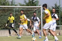 تیم فوتبال استقلال روز پنجشنبه به مصاف ماشین سازی میرود