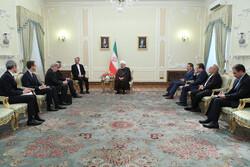 Iran leaves door wide open for diplomacy, negotiations: Rouhani