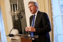 British Ambassador to washington Kim Darroch