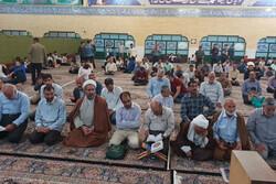 طرح ملی سلام بر امام در مساجد قزوین آغاز شد
