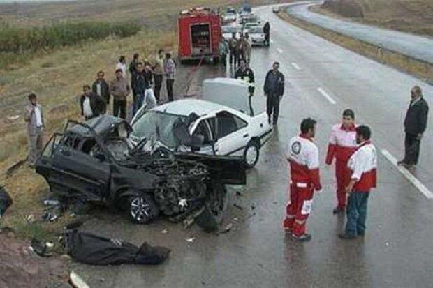 کاهش ۱۵ درصدی تلفات جادهای در کرمانشاه