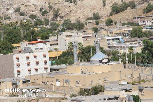 خسارات زلزله در روستای گل گیر