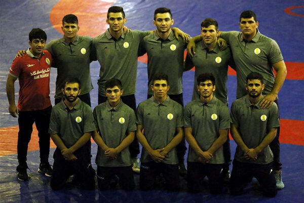 Greco-Roman wrestlers claim Junior Asian Wrestling Championships title
