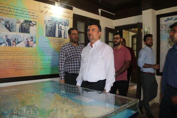 موزه منطقه ای خلیج فارس امسال به بهره برداری می رسد
