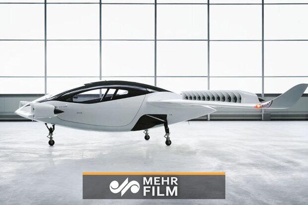 """Dünyadaki ilk """"uçan taksi"""" New York'ta"""