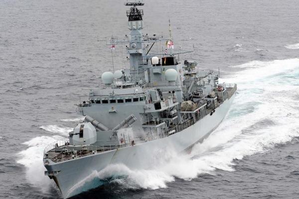 لندن: کشتی توقیف شده در خلیج فارس انگلیسی نیست