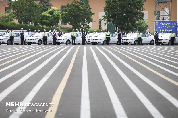 پاسگاه پلیس راه محور سوادکوه افتتاح شد