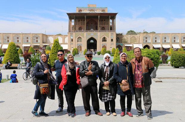 Iraqi arrivals in Iran gaining momentum