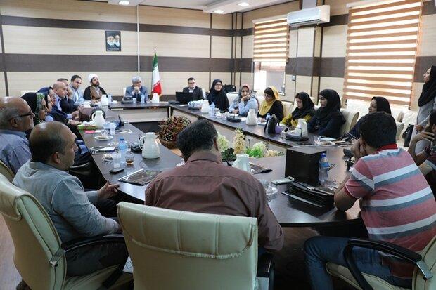 کارگاه آموزشی توسعه اجتماعی با تأکید بر نشاط اجتماعی برگزار شد