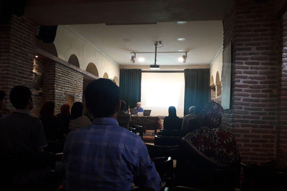 پژوهشکده سپیدار نشست «شناخت معماری گذشته گرگان» در خانه گفتمان برگزار شد سازمان مسکن و شهرسازی