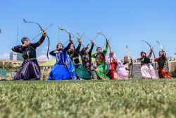 مسابقات آزاد کشوری کمان سنتی در تبریز