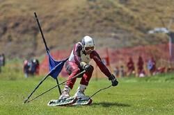 اسکی باز کردستانی جایگاه سوم رقابت های انتخابی تیم ملی را کسب کرد